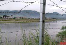 RIver of Musan Mine