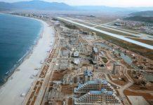 Wonsan-Kalma Coastal Tourist Area