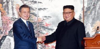 2018 inter-Korean summit human rights
