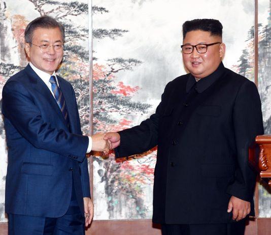 2018 inter-Korean summit human rights