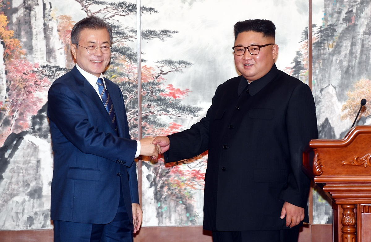 2018 inter-Korean summit