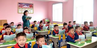 pyungyang students school vacations