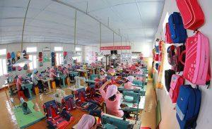 Chongjin Bag Factory in North Korea