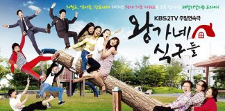 "Popular KBS drama ""The Wang Family"""