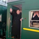 North Korean leader Kim Jong Un arrives in Hanoi for the second US-DRPK summit