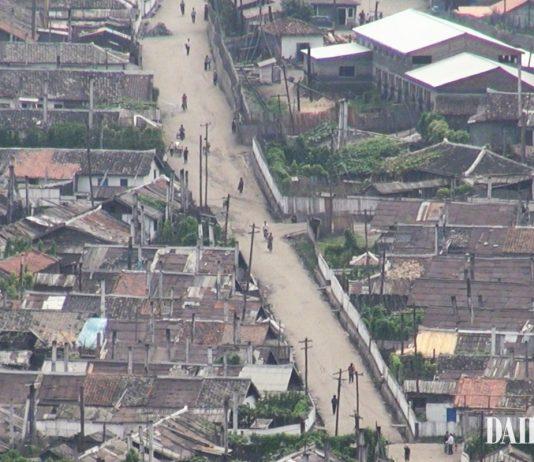 Musan County, North Hamgyong Province