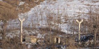 Sakju County in North Pyongan Province, North Korea
