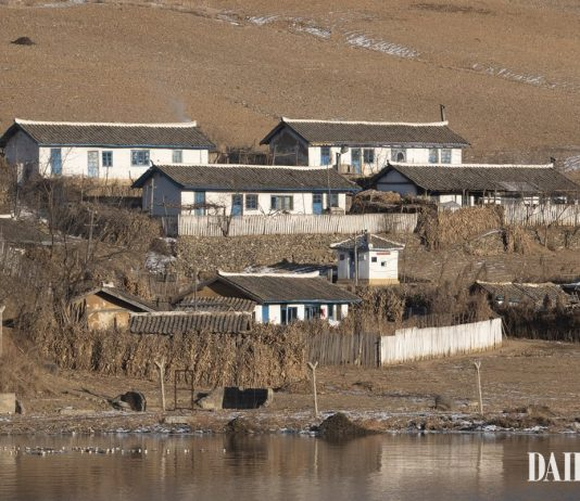 Sakju County, North Pyongan Province smuggler executed