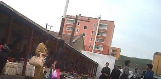 Rason Market in North Hamgyong Province