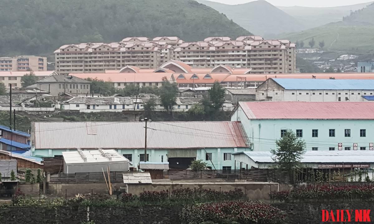 Hyesan, Ryanggang Province