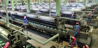 Factories in Pyongyang raw materials