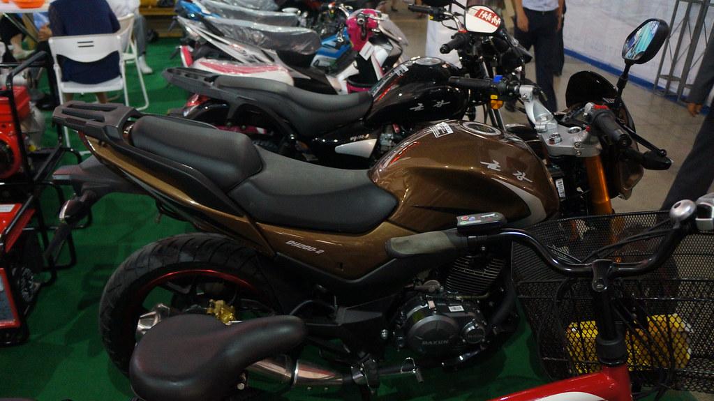 Motorcycle North Korea 2