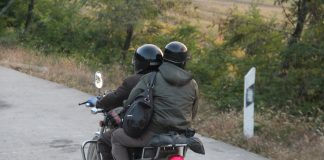 Motorcycle North Korea