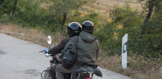 Motorcycle North Korea