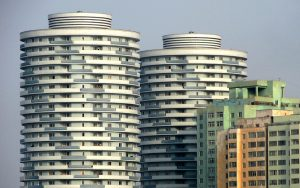 평양 주택 부동산 가격
