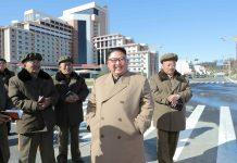 Kim Jong Un samjiyon soldiers