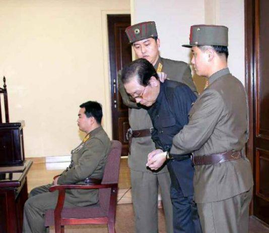 Jang Song Taek trial