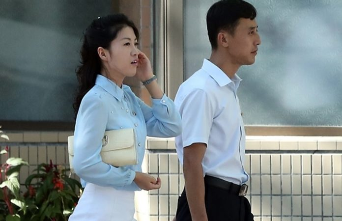 Pyongyang Woman Clutchbag