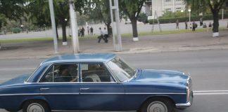 Pyongyang car