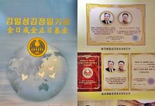 Kim Il Sung loyalty fund