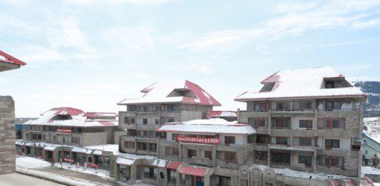 Samjiyon construction site