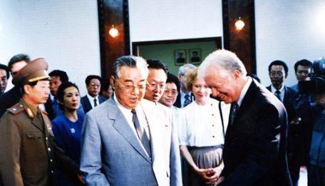 Kim Il Sung Kim Song Ae