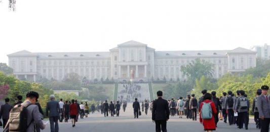 kim il sung university college entrance exams schools students again start