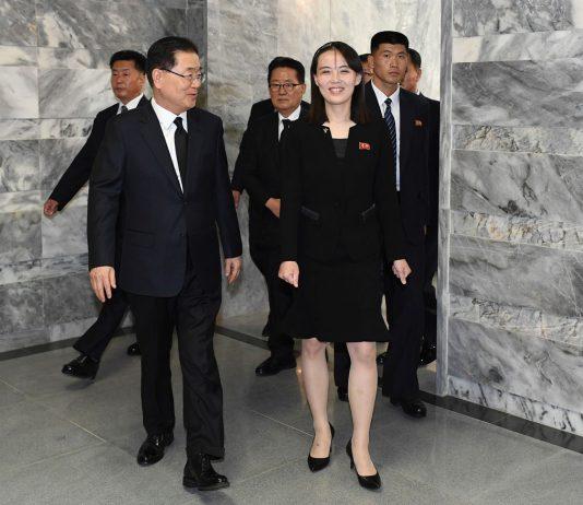 kim yo jong party membership