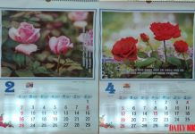 north korea calendar