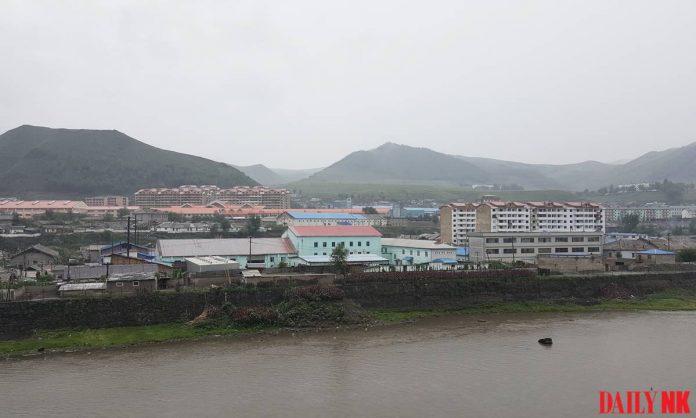 hyesan leaker bribe elderly smuggling gold yanggang projects phones border