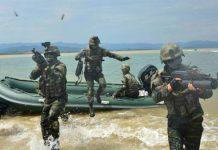 alert border military