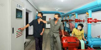 food shortages pyongyang
