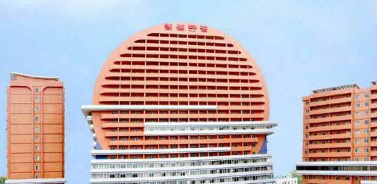 sinuiju apartments