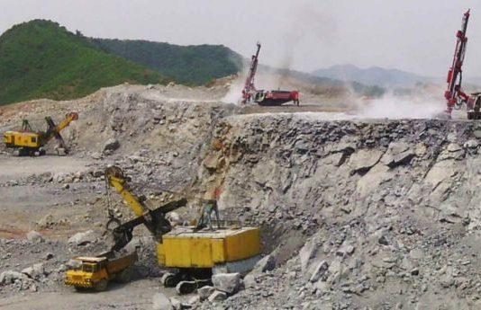mine chagang province