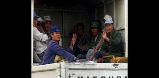 북한노동자