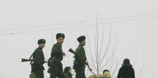 북한 군인