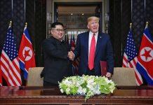 김정은 트럼프 북미정상회담