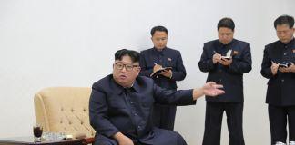 김정은 신의주 건설계획