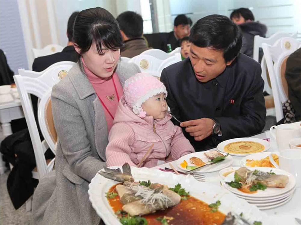 북한 옥류관