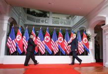 북미정상회담, US-DPRK summit