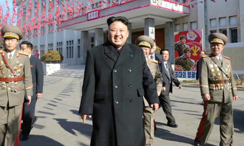 김정은 대의원선거