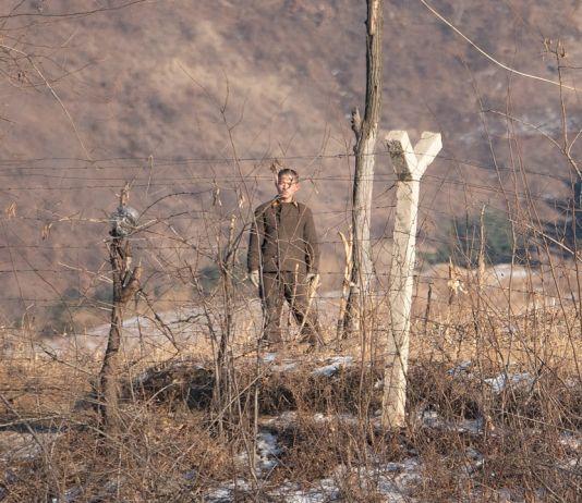 청수 청수구 평안북도 국경경비대 하전사