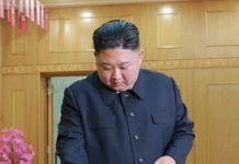 14기 최고인민회의대의원선거 김정은