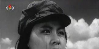 북한 회상기 중대의 누나