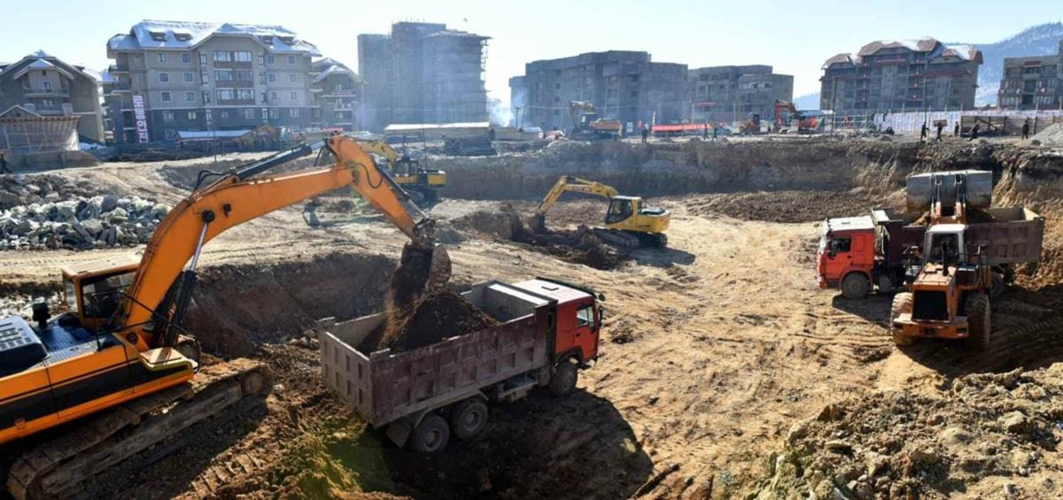 삼지연 건설