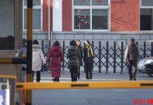 세관 단둥 신의주 북한노동자 북한여성