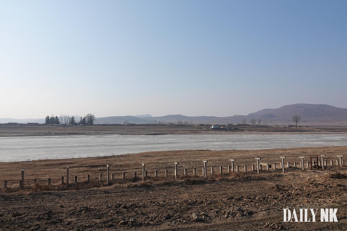 투먼 양강도 지린성 국경 마을 북한 풍서 밀수 금지