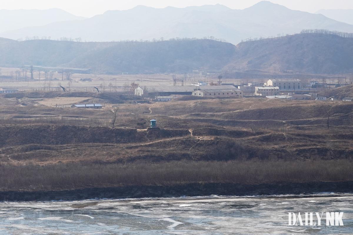함경북도 나선 두만강역 두만강동