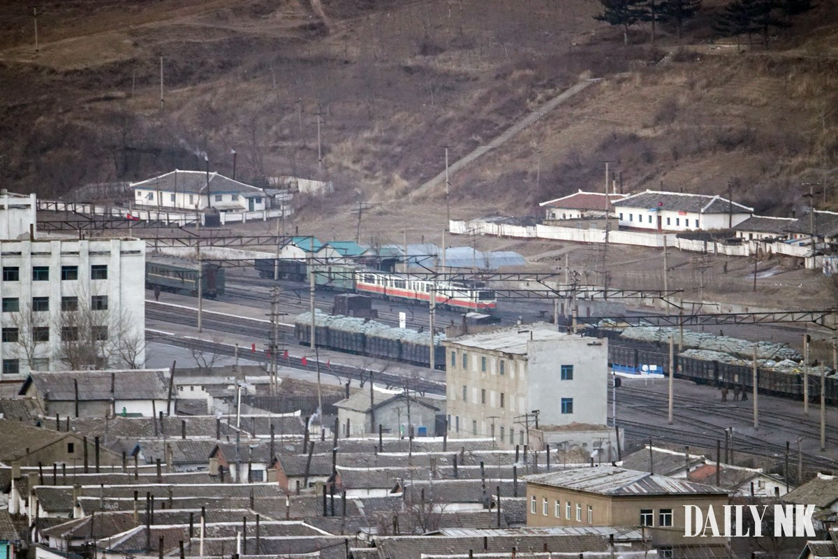 북한 함경북도 온성군 남양노동자구