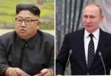 김정은 푸틴